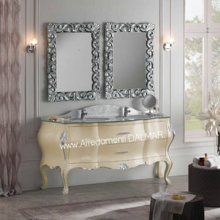Arredamenti stile barocco verona dalmar - Camere da letto stile barocco ...