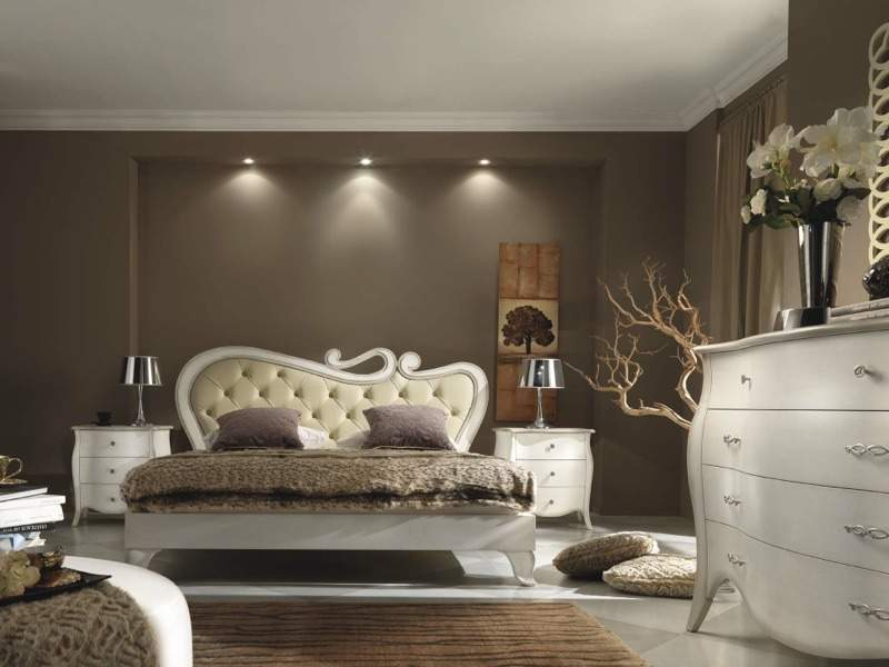 Arredamenti stile barocco verona dalmar for Arredamento lussuoso