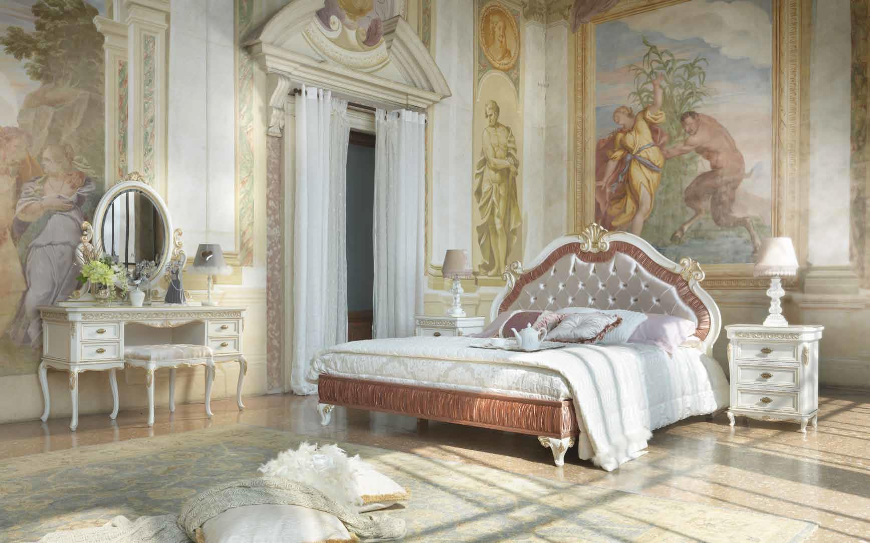 Arredamenti stile barocco verona dalmar for Verona arredamenti