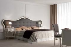 Testiera letto grande Barocco mod. Venere