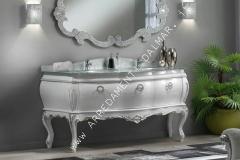 bagno-barocco-lusso - dalmar arredamenti