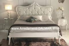 letto-barocco - dalmar arredamenti
