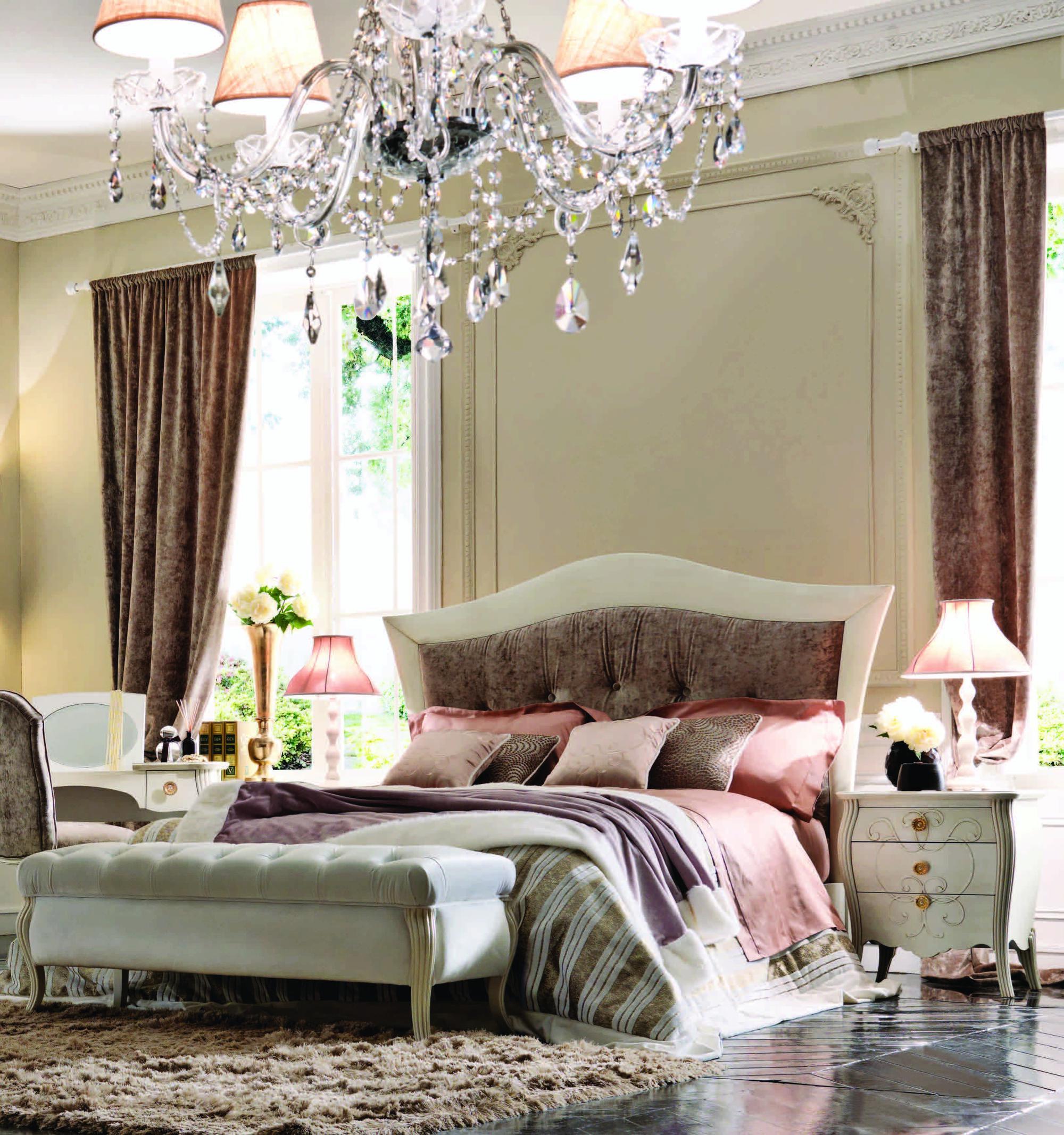 Letti stile barocco verona camere stile barocco verona dalmar - Camerette stile barocco ...