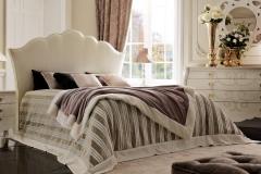 Camere da letto contemporanee - letto modello Conchiglia