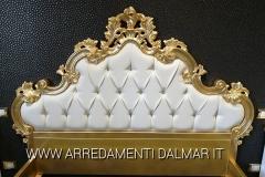 Camera matrimoniale personalizzata - letto