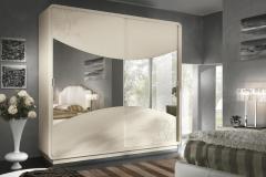 armadio-con-rilievo-beige Dalmar Arredamenti