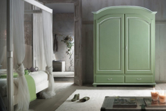 armadio-gendarme-verde Dalmar Arredamenti