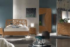 Camere da letto contemporanee collezione Luna
