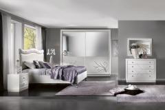 Camera da letto da sogno Gloria - Dalmar Arredamenti
