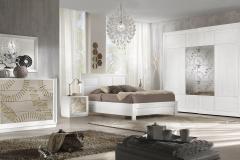 Camere da letto contemporanee - mod. Rebecca